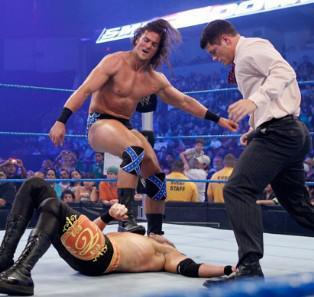 Christian agressé par Cody Rhodes et Drew McIntyre