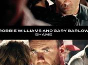 pochette nouveau single Robbie Williams (feat. Gary Barlow) basique!