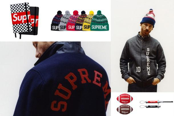 Post image for Lookbook Supreme Automne / Hiver 2010