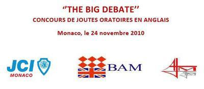 JCEM - The Big Debate