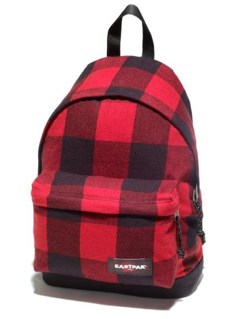 eastpak padded lumbercheck red Eastpak Padded Lumbercheck Collection