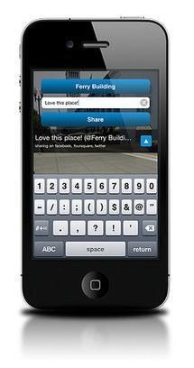 Partager vos photos iPhone avec Picplz...