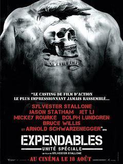 Cinéma Expendables