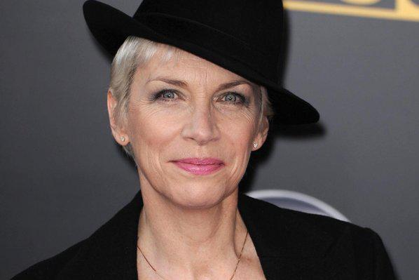 Photo : Annie Lennox