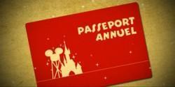 Disneyland Paris - Passeport Annuel