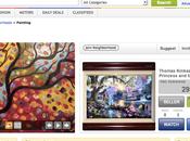 conseils pour vendre tableaux eBay