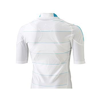 Maillot Authentic OM Marseille Techfit 2010 2011 !