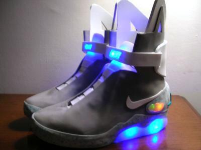 low priced 5c5d7 d9220 Nike a déposé des brevets pour un système de laçage automatique.