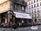 Gossip Girl Saison Paris Drague terrasse balade Scooter (vidéo)