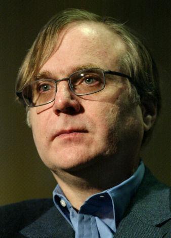 Paul Allen, le 17 avril 2003 à Seattle (Anthony Bolante/Reuters).