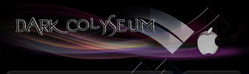Dark Colyseum... is back !!!!!