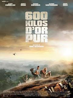 Cinéma 600 kilos d'or pur / Salt