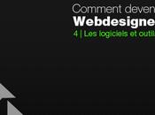 Comment devenir Webdesigner logiciels outils