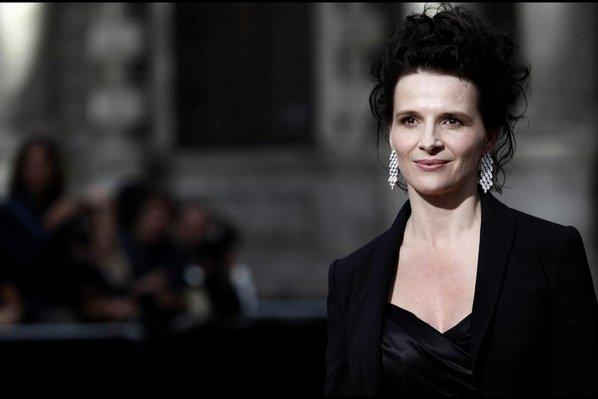 Photo : Juliette Binoche