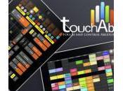 TouchAble contrôle Live iPad