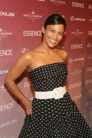 arrives at the First Annual Essence Black Women In Hollywood Luncheon on February 21, 2008 at the Beverly Hills Hotel in Beverly Hills, California. (Photo by Jesse Grant/WireImage)