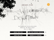 Vidéo vendredi Dernier clip Arcade Fire. Expérience interactive totally géolocalisée