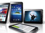 Samsung dévoile tablette Galaxy