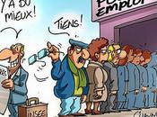 Chiffres chômage résultats auraient conduire gouvernement plus prudence retenue