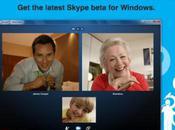 personnes skype appel vidéos