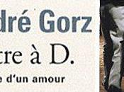 Lettre Histoire d'un amour André Gorz