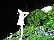 Lumière Paysage dans parc Maison Chateaubriand