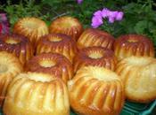 Pastelitos almendras/ Petits gateaux amandes
