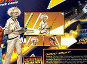 Back Future Game ouvre page officielle