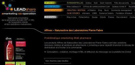 nouveau marketing pour la pharma