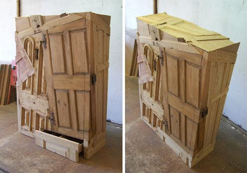 meuble porte par chris ruhe