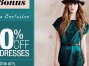 -30% robes chez Dorothy Perkins