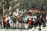Limoges, mobilisation retraite