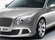 Bentley Continental premières photos