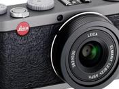 Leica Black Embossed Ostrich