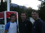 Rugby Frédéric Vélo retour club...