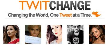 Eva Longoria mobilise les stars pour Haïti via Twitter !