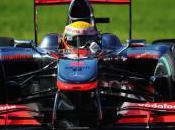 Hamilton meilleur temps libres Monza
