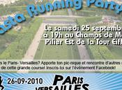 Pasta Running Party Paris Versailles
