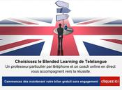 Telelangue vous invite réviser votre anglais dans emailing