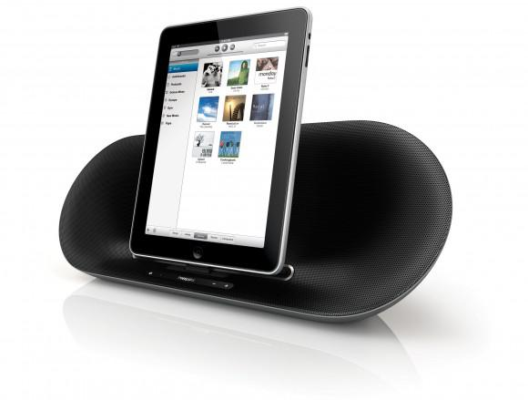 Philips Fidelio : nouveau dock haut-parleur bluetooth iPad