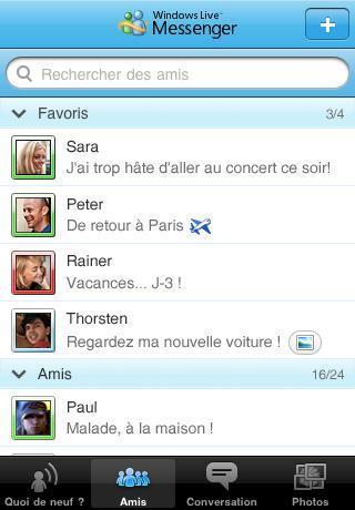 [APPLI] Windows Live Messenger se met à jour