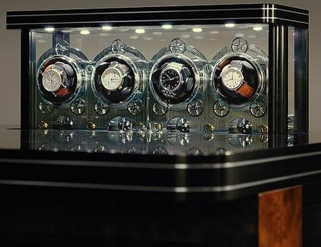 watch winder Erwin Sattler Thesaurus details