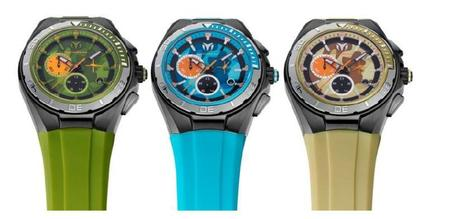 Technomarine Cruise Steel Camouflage Collection