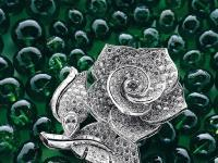 Van Cleef and Arpels Collier Emeraude