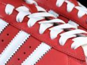 Adidas Superstar Vintage Red/White