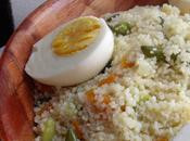 Couscous Kabyle légumes vapeur Amakfoul