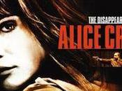 Disapearance Alice Creed.