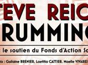 Cabaret Contemporain rend hommage Steve Reich.