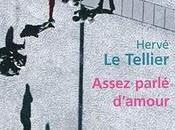 Hervé Tellier Assez parlé d'amour