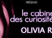 Olivia Ruiz fait rentrée Cabinet Curiosités lundi